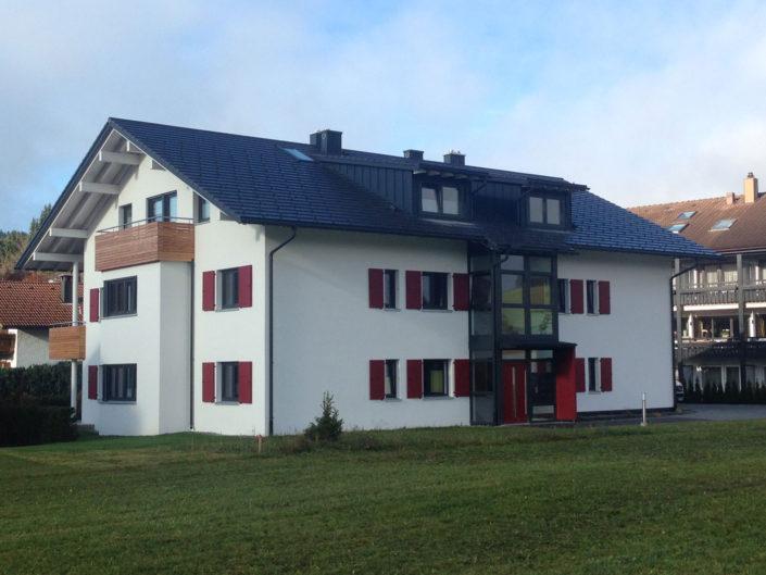 Mehrfamilienhaus in Oberstaufen